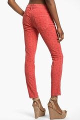 Current/Elliott The Stiletto Skinny Jeans - Lyst