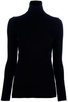 Dolce & Gabbana Polo Neck Sweater - Lyst