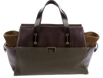DSquared2 Leather Tote - Lyst