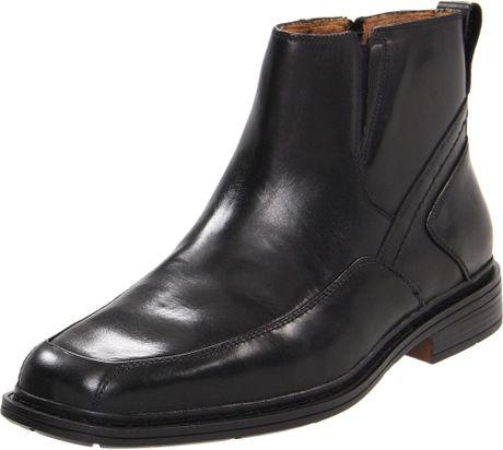 florsheim florsheim mens welter boot in black for lyst