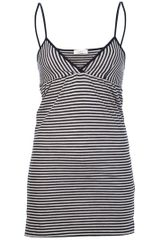 Forte Forte Striped Vest - Lyst
