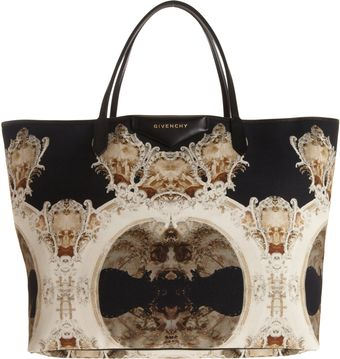 Givenchy Canvas Large Antigona Shopper Tote - Lyst