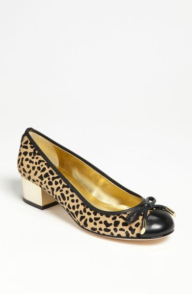 Ivanka Trump Valentina Pump in Animal (leopard) - Lyst