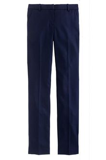 J.Crew Stovepipe Trouser in Wool Flannel - Lyst
