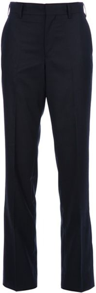 Junya Watanabe Wide Leg Tailored Trouser in Black - Lyst