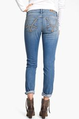 Kut From The Kloth Catherine Slim Boyfriend Jeans - Lyst
