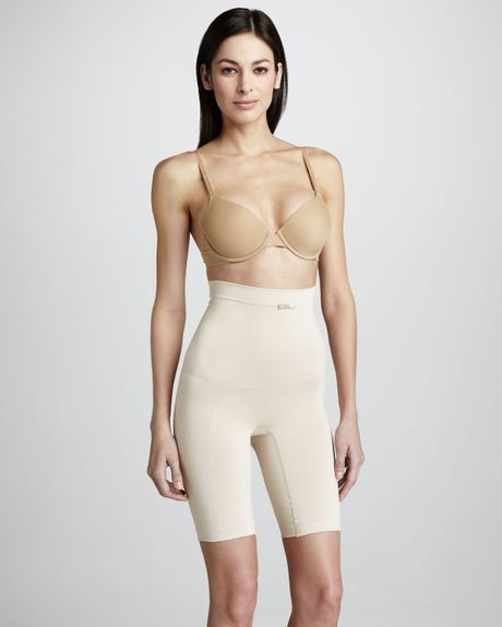 La Perla Highwaist Leg Shaper Nude in  (nude) - Lyst