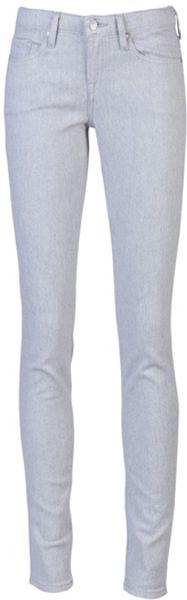 Levi's Pins Skinny Jean in Gray (ash)