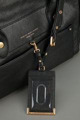 Marc By Marc Jacobs Leather Bag in Black - Lyst