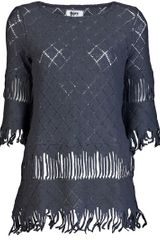 Nightcap Tribal Fringe Tunic