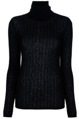 P.a.r.o.s.h. Polo Neck Jumper - Lyst