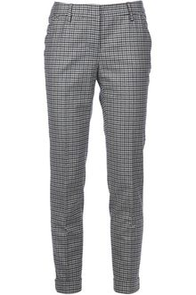 Peserico Tapered Trouser - Lyst