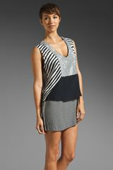 Sass & Bide Best in Show Associated Dress in Printink in Multicolor (print & ink) - Lyst