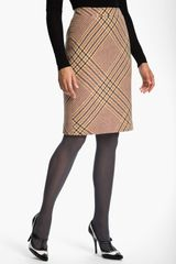 Tory Burch Jasmine Pencil Skirt - Lyst