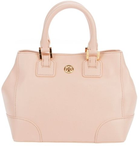 Tory Burch Robinson Tote in Pink