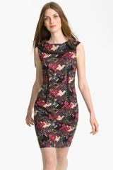 Trina Turk Vienna Sheath Dress - Lyst
