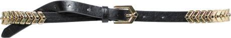 Zara Belt in Black