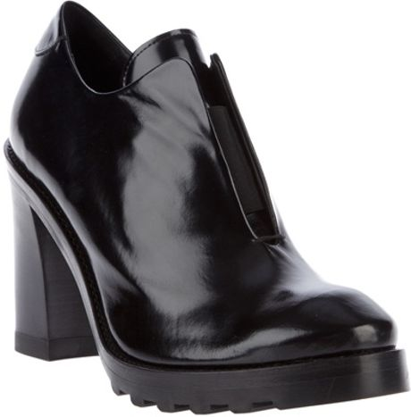 Acne Marlin Shoe Boot in Black - Lyst