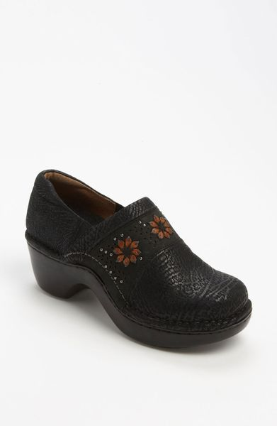 Ariat Bella Clog in Black (ebony) | Lyst