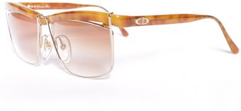Dior Christian Dior Preppy Sunglasses - Lyst