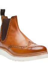 Grenson All Stair Boot - Lyst