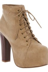 Jeffrey Campbell Lita Boot - Lyst