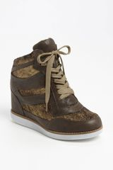 Jeffrey Campbell Gio Hidden Wedge Sneaker