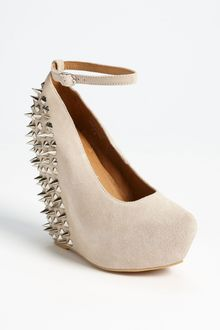 Jeffrey Campbell Aubrey Spike Pump - Lyst