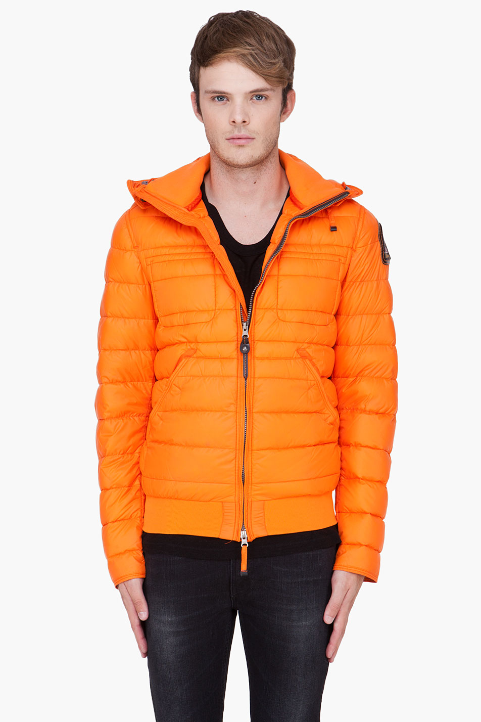 parajumpers JACKETS ORANGE