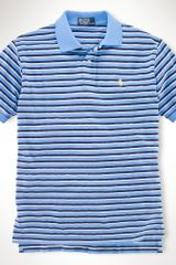 Polo Ralph Lauren Classicfit Piqué Striped Polo - Lyst