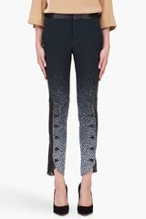 Rag & Bone Black Leather Kutch Jodhpur Trousers - Lyst