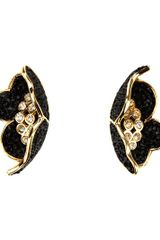 Rewind Vintage Affairs Chanel Vintage Earrings - Lyst