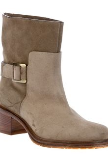Roberto Del Carlo Buckled Boot - Lyst