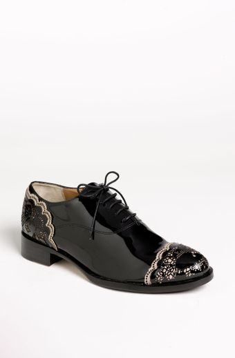 Valentino Lace Art Oxford - Lyst