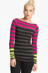 Bailey 44 Stripe Top - Lyst
