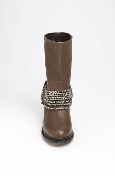 Vera Wang Footwear Natasha Boot In Gray Grey Lyst