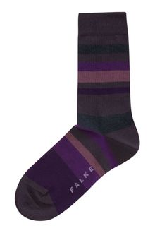 Falke Stripes Sock - Lyst