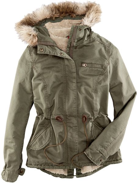 H&m Jacket in Khaki