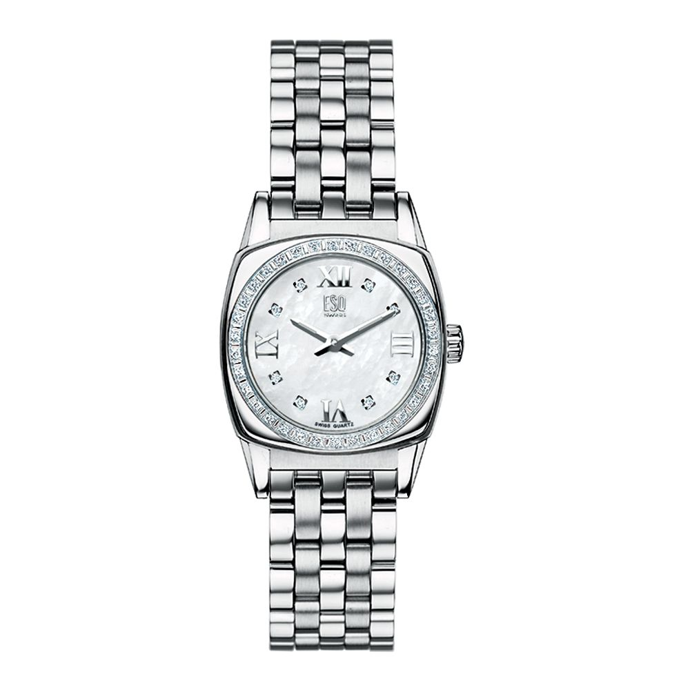 movado esq by womens hampshire stainless steel bracelet. Black Bedroom Furniture Sets. Home Design Ideas
