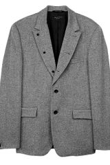 Rag & Bone Parker Blazer in Gray for Men (grey) - Lyst