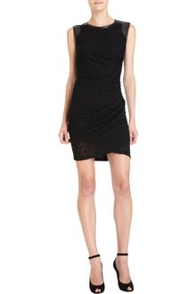 Sea Pucker Lace Dress - Lyst