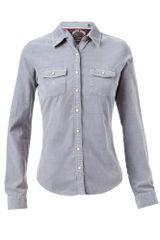 Tommy Hilfiger Long Sleeve Cord Shirt with Contrast Colour On Th - Lyst