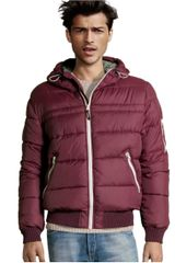 H&m Jacket in Purple for Men (burgundy) - Lyst