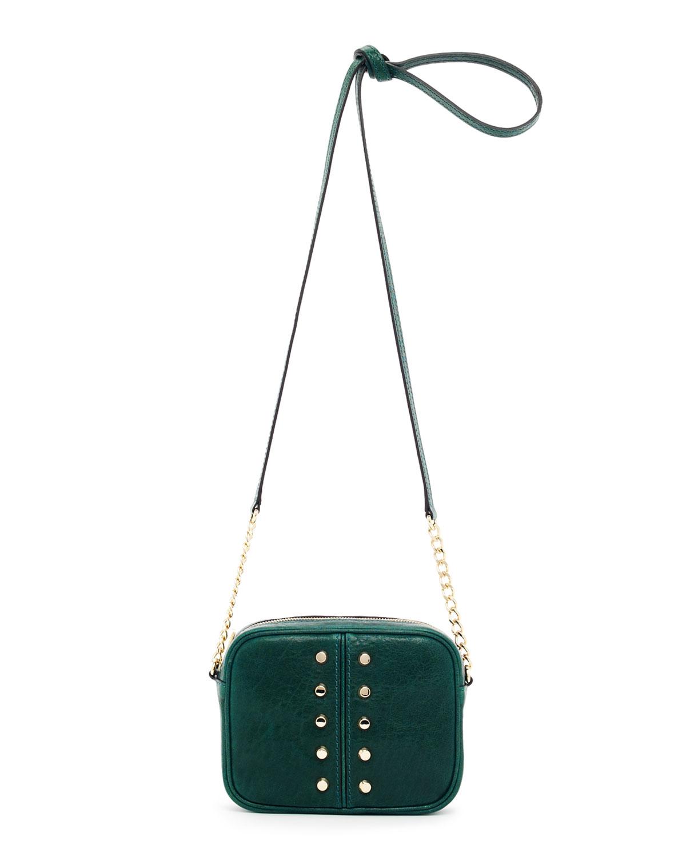 c95086f30efb Lyst - MICHAEL Michael Kors Uptown Astor Crossbody Bag in Green