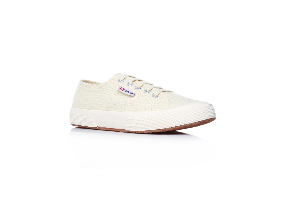 superga low top sneakers in white lyst. Black Bedroom Furniture Sets. Home Design Ideas