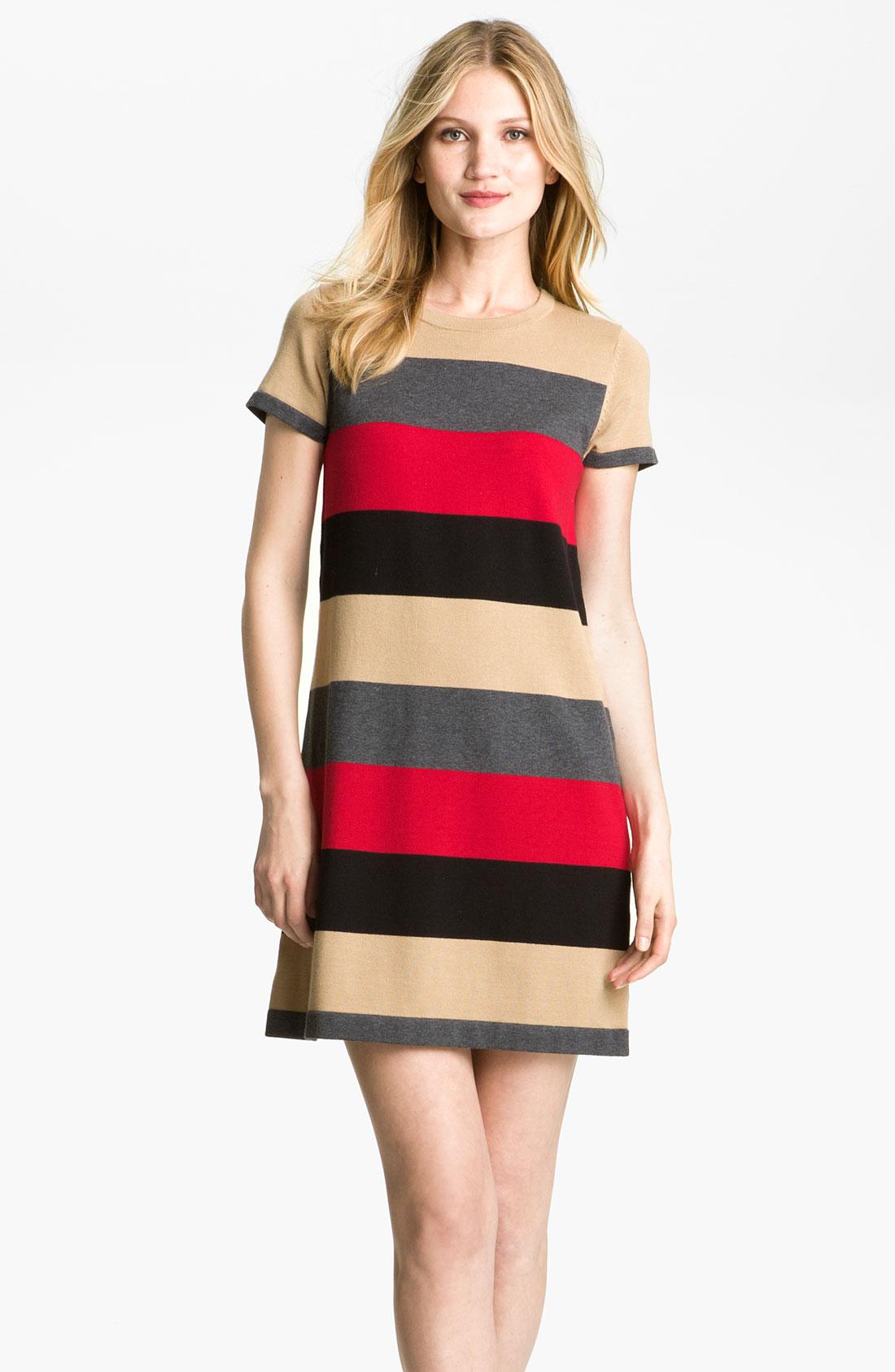 And Black Sweater Dress