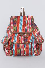 Lesportsac The Voyager Backpack in Pueblo - Lyst