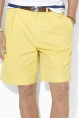 Polo Ralph Lauren Tyler Tissue Chino Short - Lyst