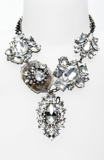 Tasha Statement Necklace - Lyst