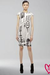 Akris Bg 111th Anniversary Dress - Lyst